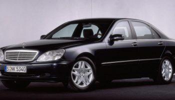 Mercedes Klasy S W220 (1998-2005) | Autofakty.pl