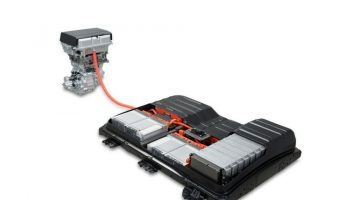 baterie litowo-jonowe Nissana Leaf