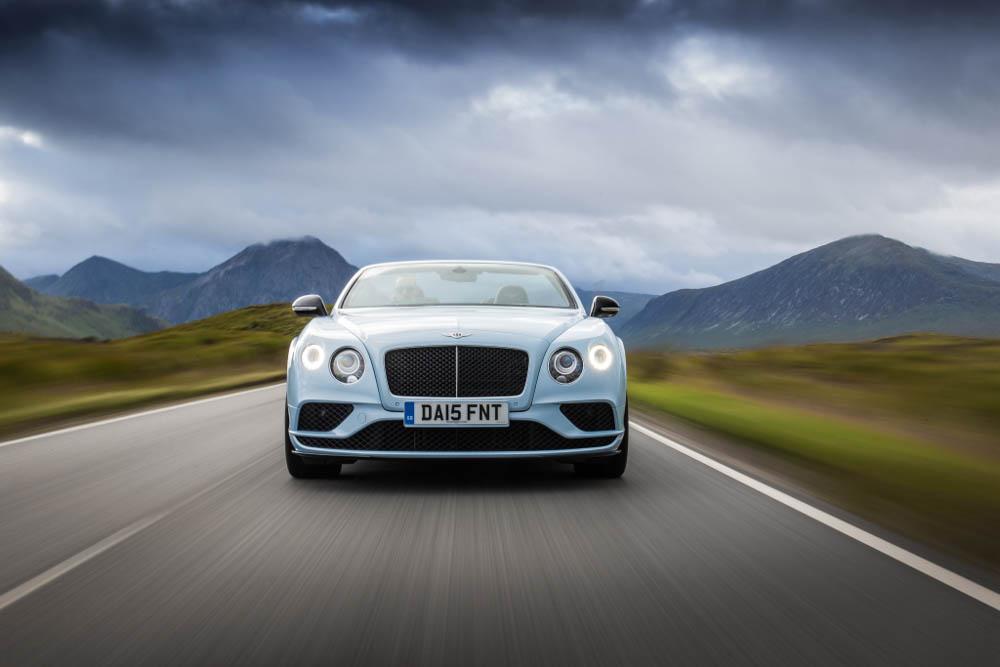 Bentley Continental GT, Bentley, Continental