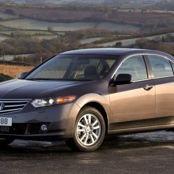 Honda Accord VIII (2008-2015) | autofakty.pl
