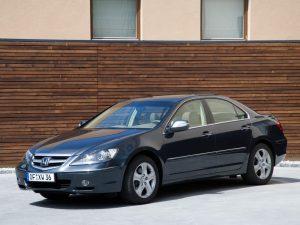 Honda Legend IV (2004-2012) | autofakty.pl
