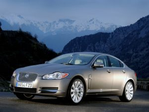 Jaguar XF I (2007-2015) | autofakty.pl