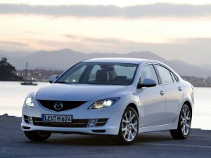 Mazda 6 II (2007-2012) | autofakty.pl