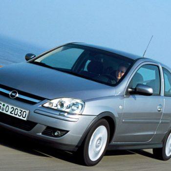 Opel Corsa C (2000-2006   autofakty.pl