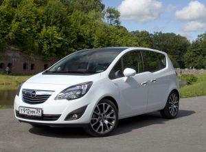 Opel Meriva B (2010-2017) | autofakty.pl