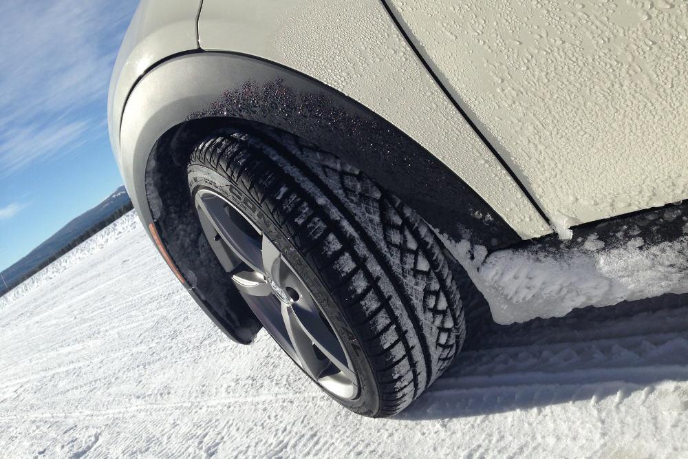 opona zimowa (fot. Continental)