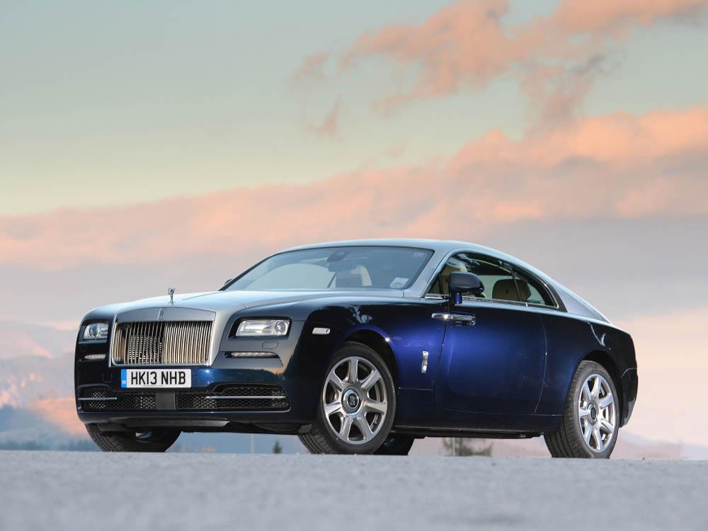 Rolls Royce Wraith, Rolls Royce, Wraith