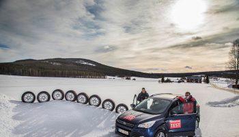 testy opon zimowych GTÜ 2017