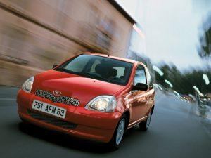 Toyota Yaris (1999-2005) | autofakty.pl