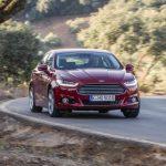 Ford Mondeo Liftback 4