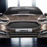 Ford Mondeo Vignale Sedan 4