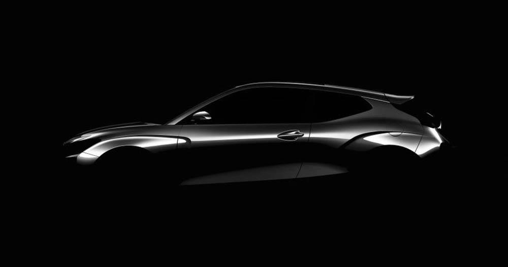 Hyundai Veloster, Hyundai Veloster II, nowy Hyundai Veloster, Hyundai, Veloster