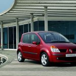 Renault Modus 2004 - 2008 8