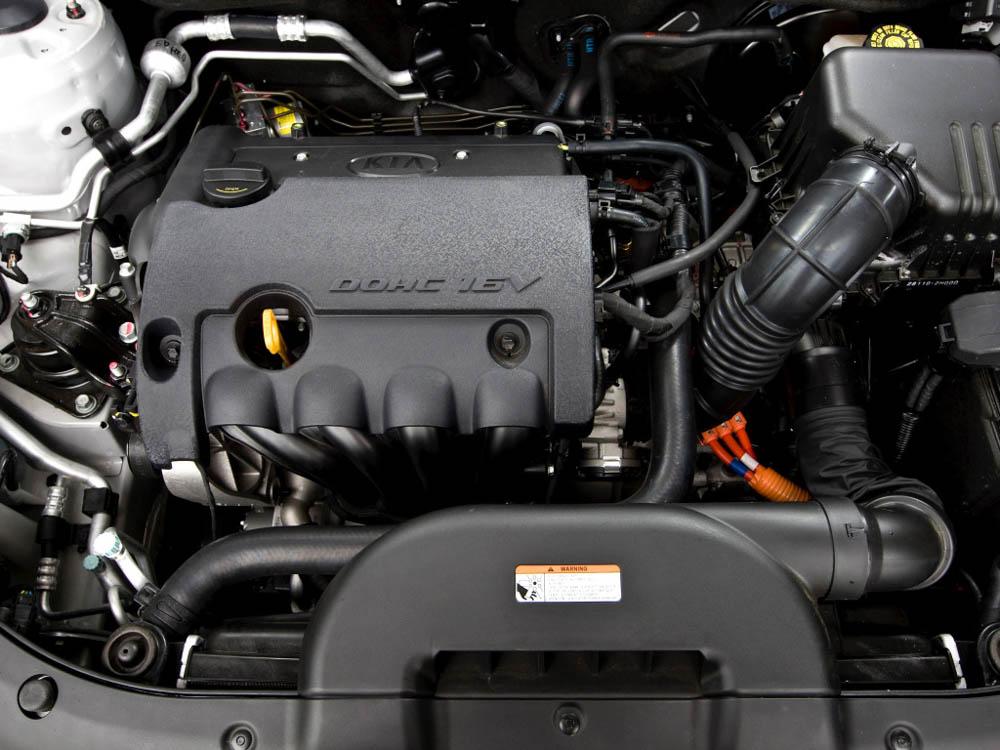 1.6 DOHC Kia, 1.6 DOHC Hyundai