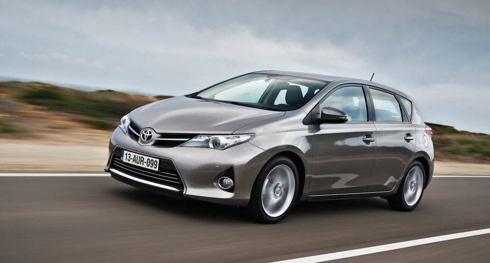 Uzywana Toyota Auris Ii 2012 Czy Warto Kupic