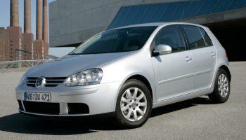 Volkswagen Golf V (2003-2008) | Autofakty.pl