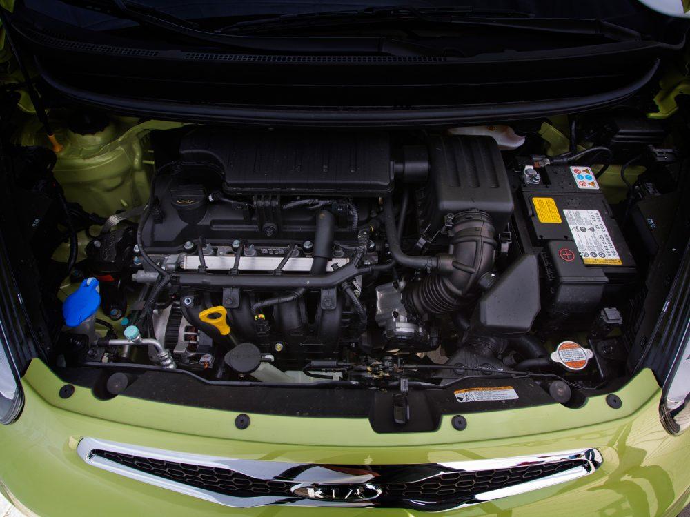 Kia Picanto II (2011-) | Autofakty.pl