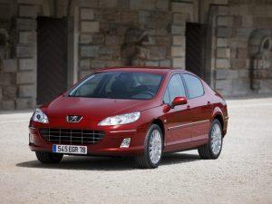 Peugeot 407 (2004-2011) | Autofakty.pl