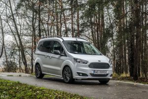 test Ford Tourneo Courier