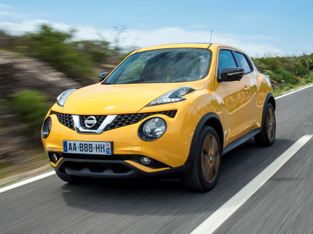 Nissan Juke, Nissan, Juke