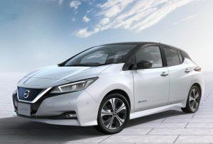 Cennik Nissana Leaf