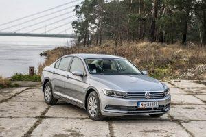 Volkswagen Passat B8 sedan