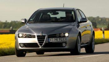 Alfa Romeo 159 (2005-2011) | Autofakty.pl