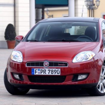 Fiat Bravo II (2007-2016) | Autofakty.pl