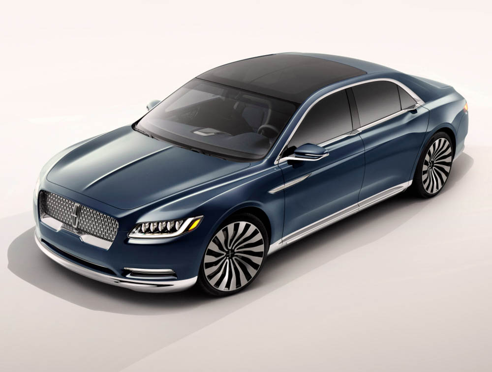 Lincoln Continental, Lincoln, Continental