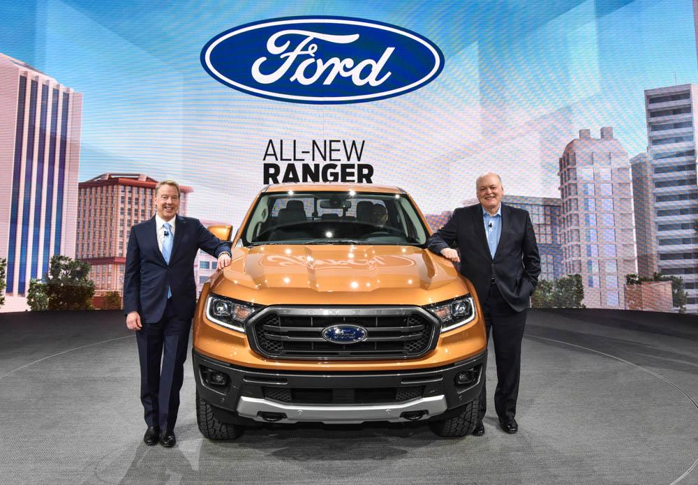 Jim Hackett, Ford, Ford Motor Company