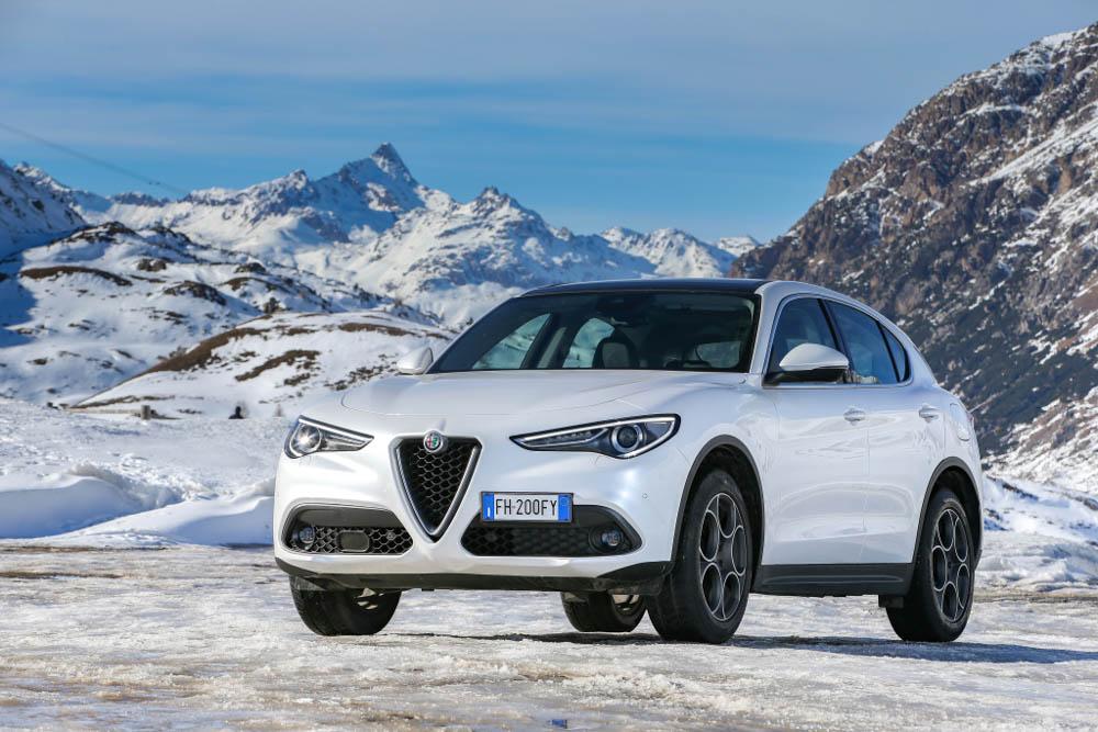 Alfa Romeo Stalvio, Alfa Romeo, Stelvio, SUV