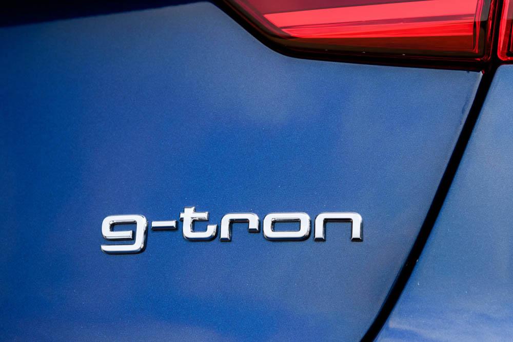 Audi A4, g-tron, cng