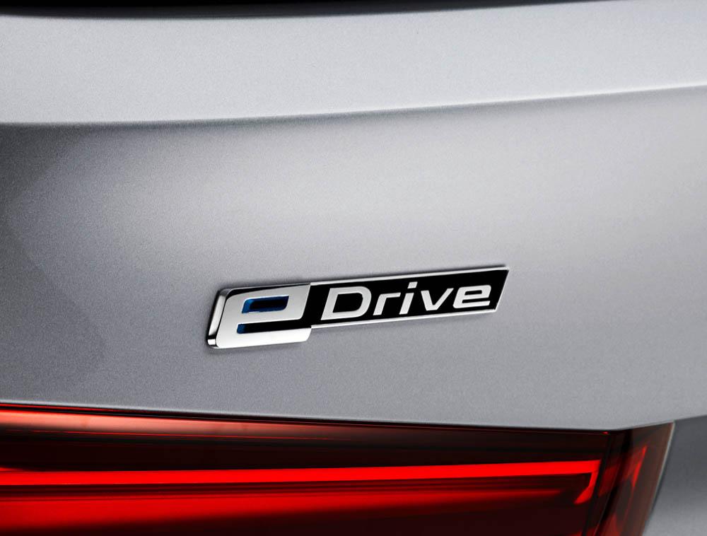 BMW e, BMW, e drive