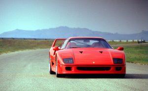 Ferrari F40, F40, Ferrari