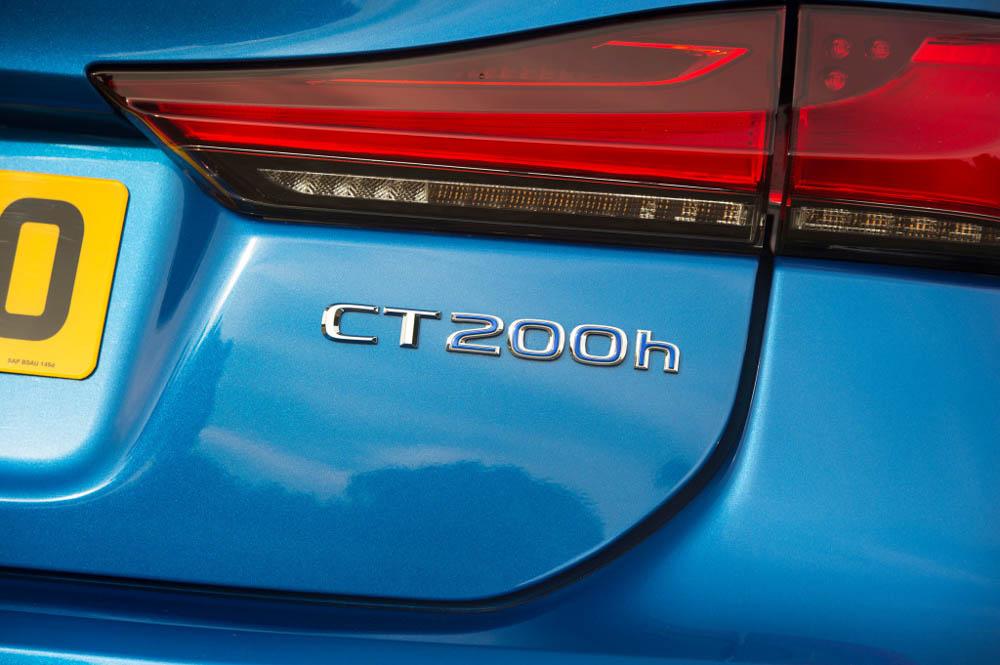 Lexus, Lexus CT, Lexus CT 200h, CT