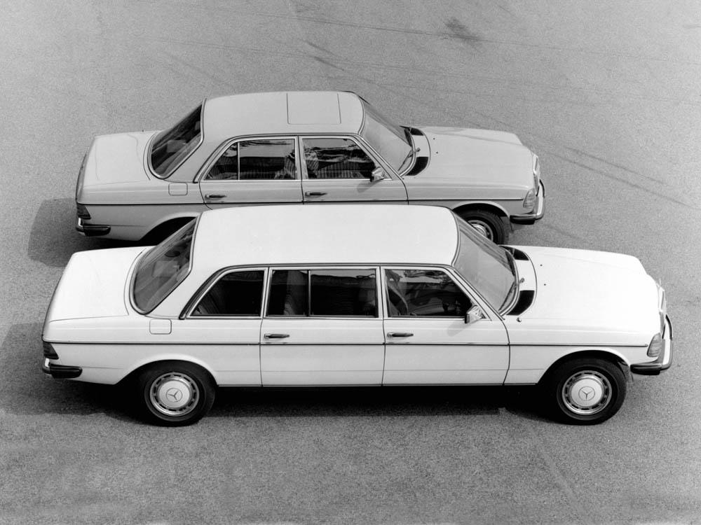 Mercedes W123, Mercedes, W123, Beczka, Mercedes Beczka
