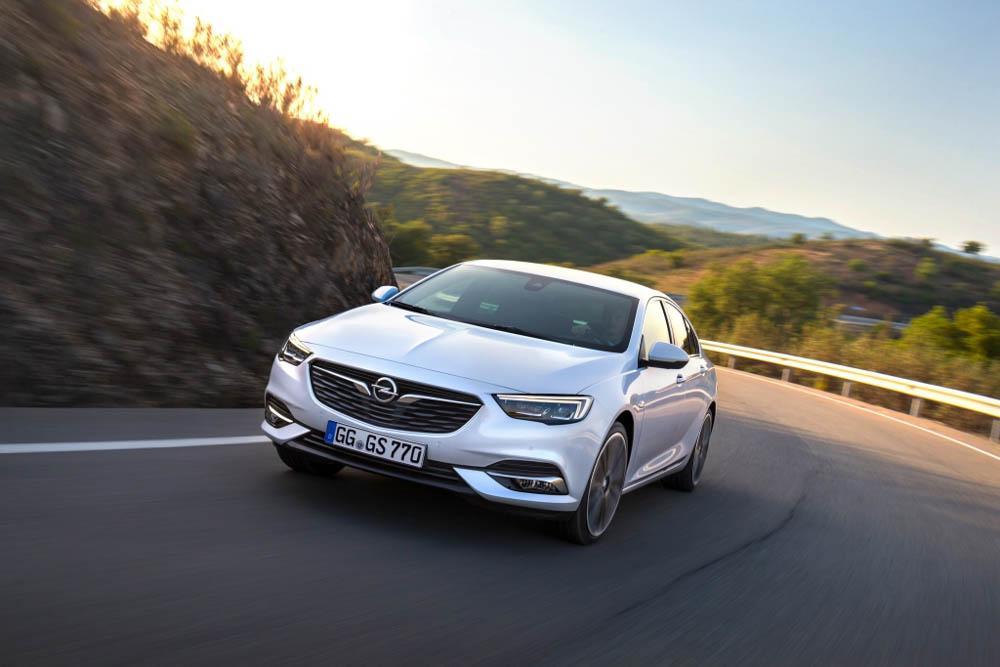 Opel Insignia, Opel, Insignia, Opel Insignia II