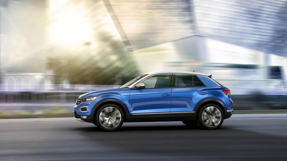 Volkswage T-Roc, Volkswagen, T-Roc, crossover