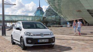 Cennik Volkswagena Up! GTI