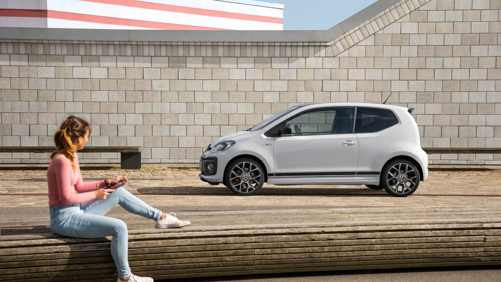 Volkswagen up! GTI, Volkswagen up!, Volkswagen, up!, up! GTI