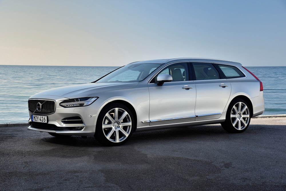 Volvo V90, Volvo, V90