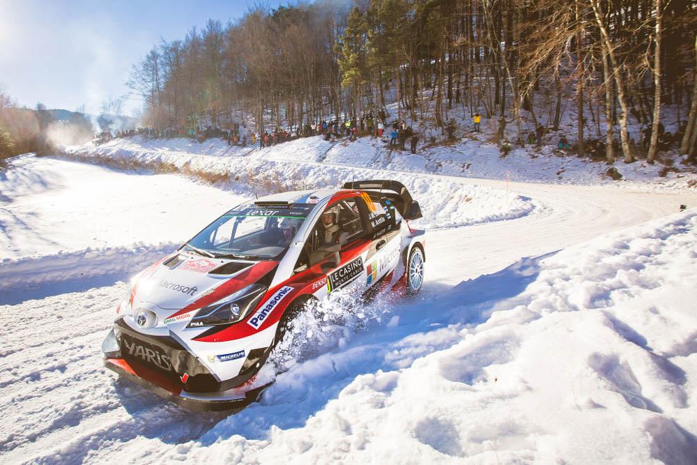 Toyota, Gazoo Racing, Toyota Yaris WRC, WRC
