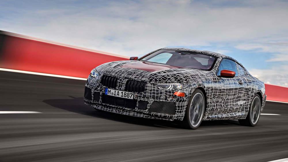BMW serii 8, BMW, serii 8
