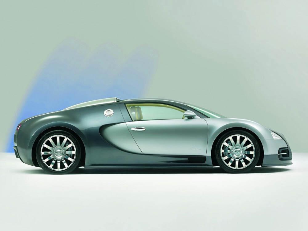 bugatti veyron, bugatti, veyron, 2003