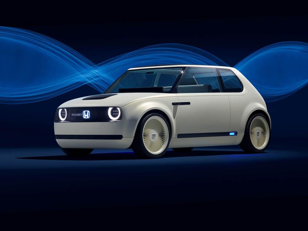 Honda Ubran EV, Honda, Ubran EV
