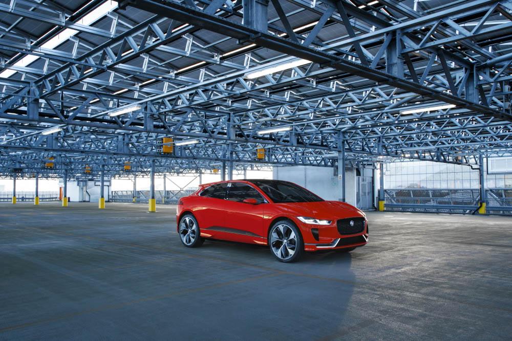 Jaguar i-pace, jaguar, i-pace