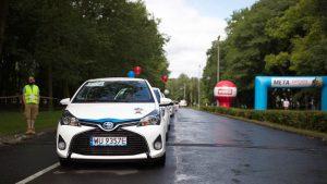 samochody hybrydowe, lexus rx, toyota yaris, toyota yaris hybrid, panek, panek carsharing, carsharing