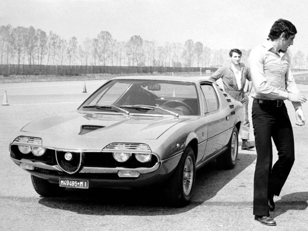 Alfa Romeo  Montreal, Alfa Romeo, Montreal