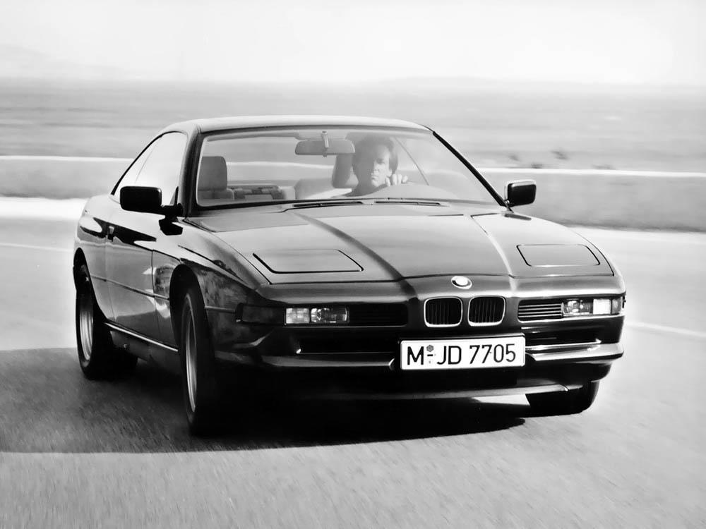 BMW serii 8, BMW, seria 8