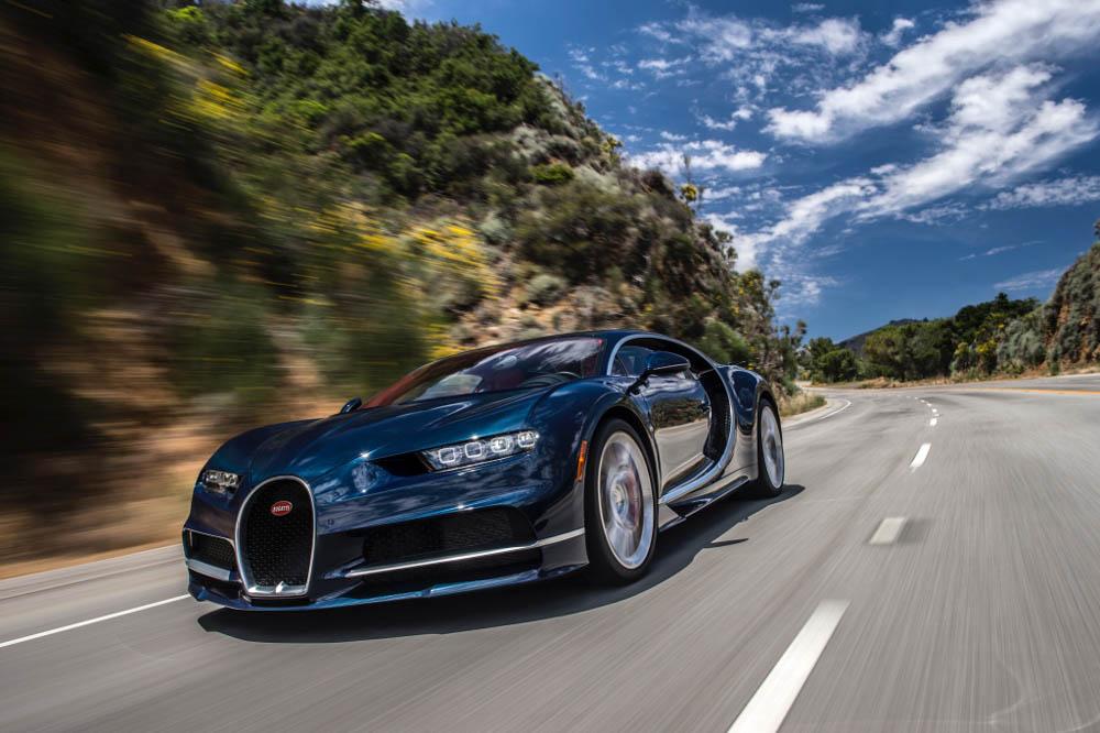 Bugatti Chiron, Bugatti, Chiron